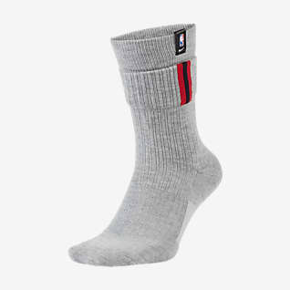 Houston Rockets Courtside Nike NBA Crew Socks