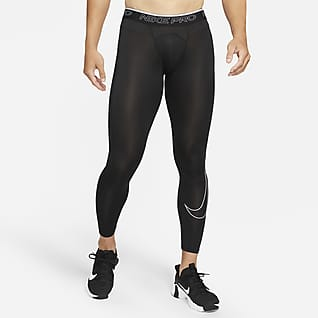 Nike Pro Dri-FIT Legginsy męskie