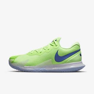 NikeCourt Zoom Vapor Cage 4 Rafa Мужская теннисная обувь для игры на кортах с твердым покрытием