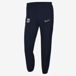 FC Barcelona Academy Pantalon de football tissé Nike Dri-FIT pour Homme