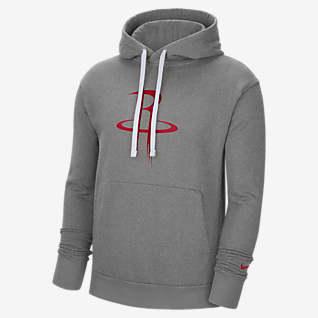 Houston Rockets Essential Men's Nike NBA Pullover Hoodie