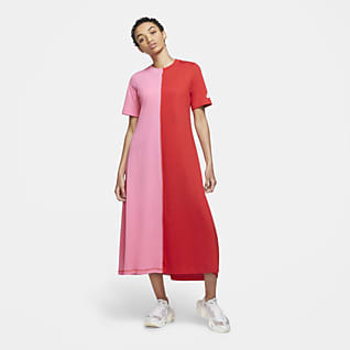 Nike Sportswear NSW Robe à manches courtes pour Femme