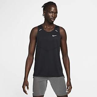 Nike Dri-FIT Rise 365 Hardlooptanktop voor heren