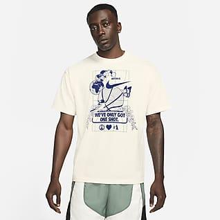 Nike Męski T-shirt do koszykówki