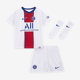 Paris Saint-Germain 2020/21 idegenbeli Futballszett babáknak