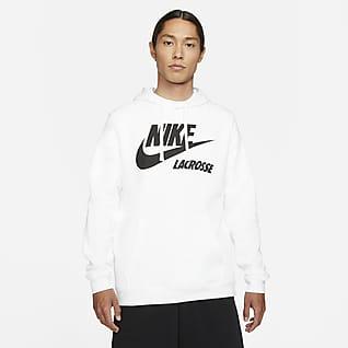 Nike Club Fleece Sudadera con capucha de Lacrosse para hombre