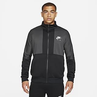 Nike Air Chamarra de tejido knit de poliéster para hombre