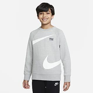 Nike Sportswear Swoosh Older Kids' (Boys') Sweatshirt
