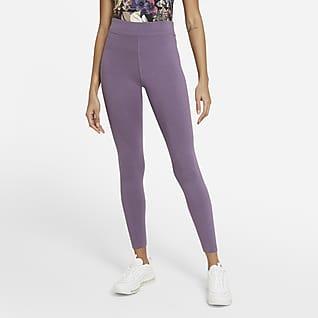 Nike Sportswear Femme Damskie legginsy z wysokim stanem