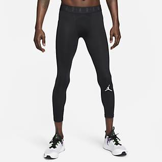 Jordan Dri-FIT Air กางเกงรัดรูปยาว 3/4 ส่วนผู้ชาย