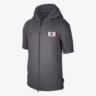 Nike College Showout (USC) Men's Short-Sleeve Hoodie