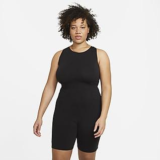 Nike Sportswear Icon Clash Women's 1-Piece (Plus Size)