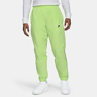 Nike Sportswear Heritage Windrunner Calças entrançadas para homem