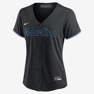 MLB Miami Marlins Women's Replica Baseball Jersey