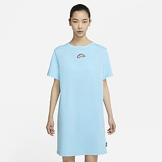 Nike Sportswear 女子T恤式连衣裙
