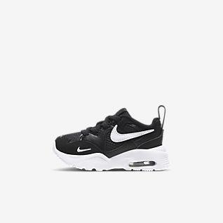 Tanie Buty Nike Presto Małe dzieci CzarneBiałe
