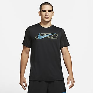 Nike Sport Clash Men's Short-Sleeve Training Top