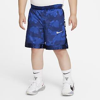 Nike Elite Super Big Kids' (Boys') Shorts Basketball (Extended Size)