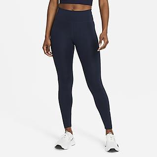Nike Dri-FIT One Γυναικείο κολάν μεσαίου ύψους