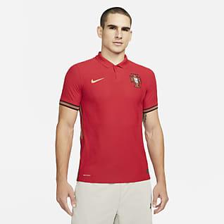 Portugalia Vapor Match 2020 (wersja domowa) Męska koszulka piłkarska