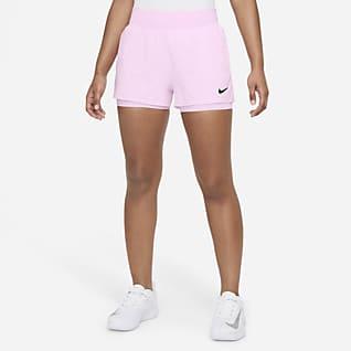 NikeCourt Dri-FIT Victory Женские теннисные шорты