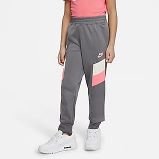 Nike Sportswear Pantalones para niños talla pequeña