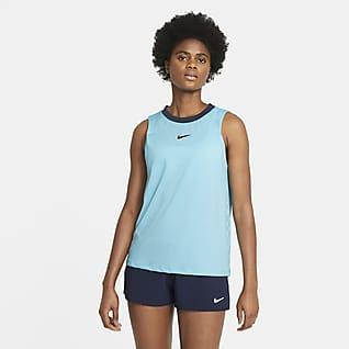 NikeCourt Advantage Dámské tenisové tílko