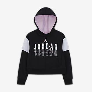 Jordan Sweat à capuche pour Fille plus âgée
