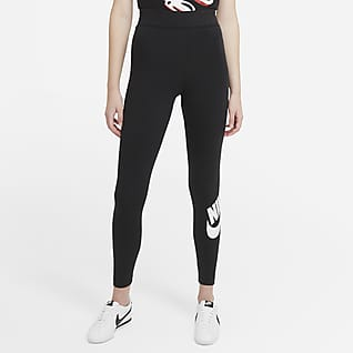 Nike Sportswear Essential Leggings med høj talje til kvinder