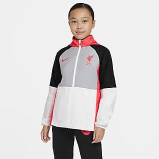 Liverpool FC AWF Kurtka piłkarska dla dużych dzieci