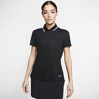 Nike Dri-FIT Victory Polo de golfe para mulher