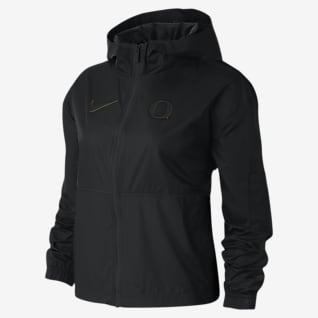Nike College Windrunner (Oregon) Chamarra para mujer