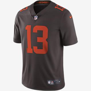 NFL Cleveland Browns Nike Vapor Untouchable (Odell Beckham) Camiseta de fútbol americano edición limitada para hombre