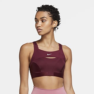Nike Alpha UltraBreathe Women's High-Support Non-Padded Sports Bra