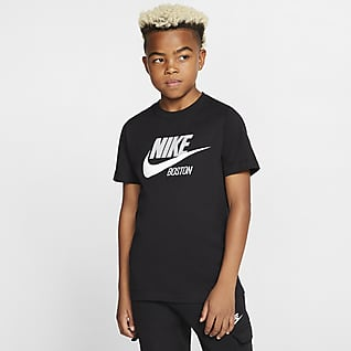 Nike Sportswear Boston Playera para niños talla grande
