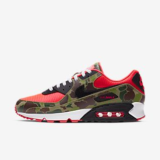 Nike Air Max Mens Sz 11, Red 429889 600