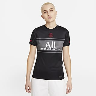 Paris Saint-Germain 2021/22 Stadium Third Women's Nike Dri-FIT Football Shirt