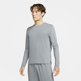 Nike Dri-FIT Miler 男款長袖跑步上衣