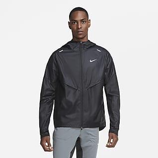 Nike Shieldrunner Løbejakke til mænd