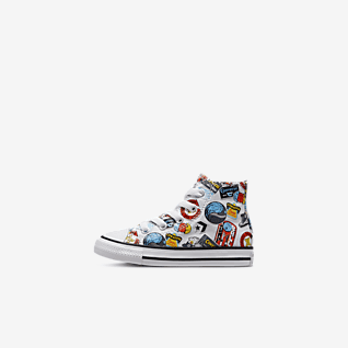 Nike x CONS Chuck Taylor All Star Baby/Toddler High Top Shoes