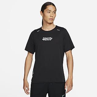 Nike Rise 365 Tokyo Męska koszulka do biegania