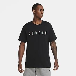 Jordan Sport DNA Playera de manga corta con cuello redondo para hombre