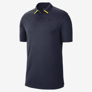 Nike Vapor (Michigan) Men's Polo