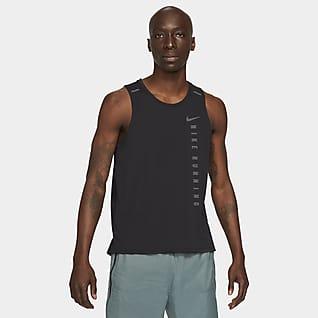 Nike Miler Run Division เสื้อกล้ามวิ่งผู้ชายไฮบริด
