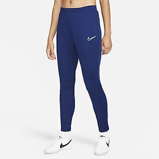 Nike Therma-FIT Academy Winter Warrior Pantalons de teixit Knit de futbol - Dona