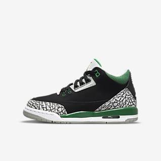Air Jordan 3 Retro Big Kids' Shoes