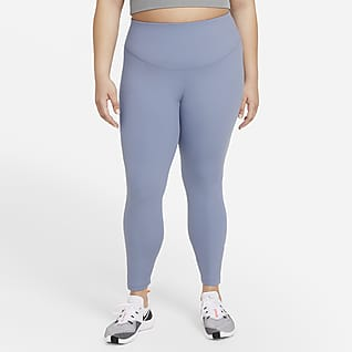 Nike One Leggings de tiro medio para mujer (talla grande)