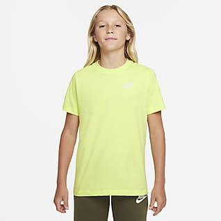 Nike Sportswear Playera para niños talla grande