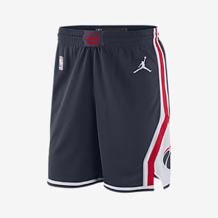 Wizards Statement Edition 2020 Men's Jordan NBA Swingman Shorts