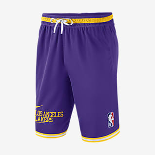 Los Angeles Lakers Courtside DNA Men's Nike NBA Shorts